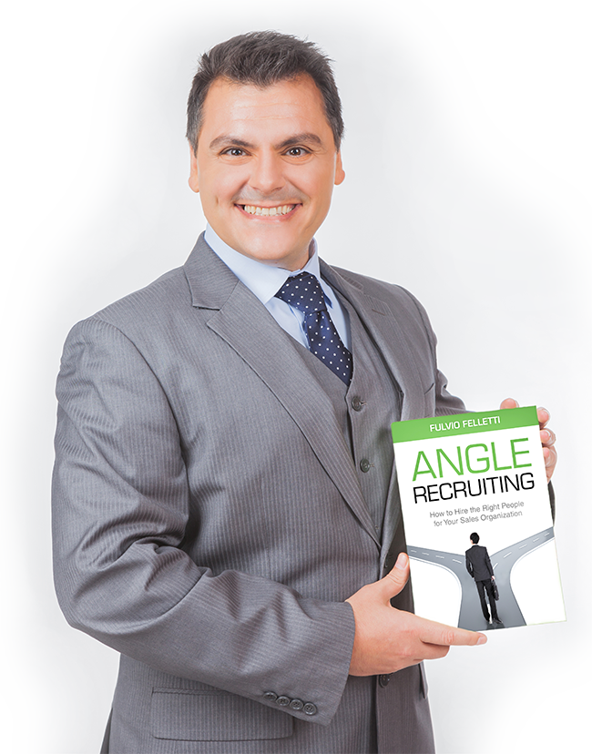 Angle Recruiting: Howto hire the right people for your sales organisation